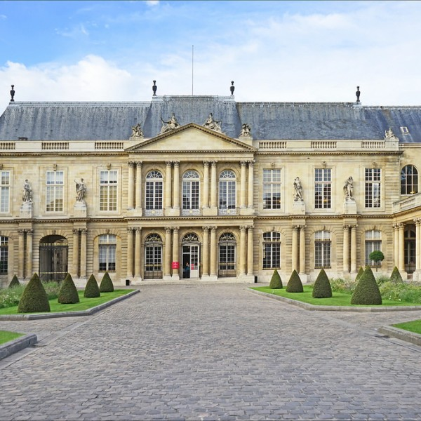 Archives nationales - hôtel de Soubise
